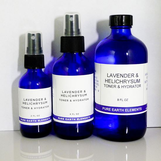Picture of Lavender and Helichrysum Toner and Spray