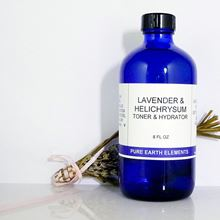 Picture of Lavender and Helichrysum Toner and Spray - 8 oz
