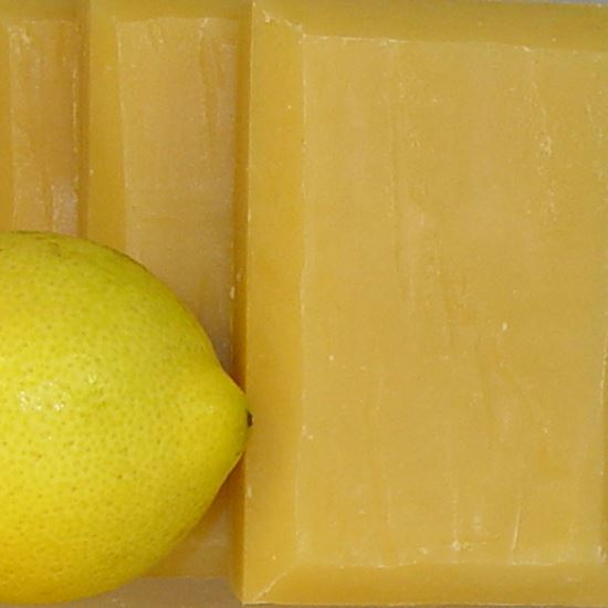 Picture of Lemon Bar Spa Soap - 4.5-5.5 oz