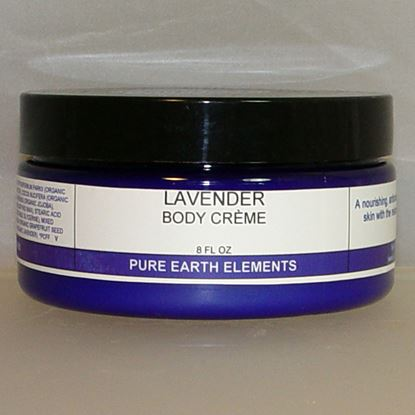 Picture of Lavender Body Cream - 8 oz