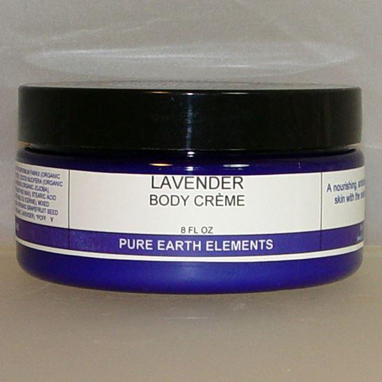 Picture of Lavender Body Cream - 8 oz
