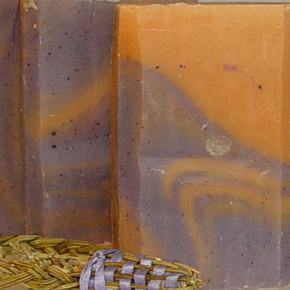 Picture of Lavender Orange Spa Soap - 4.5-5.5 oz