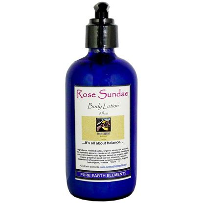Picture of Rose Sundae Body Lotion - 8 oz