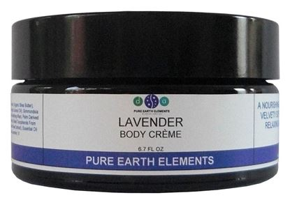 Picture of Lavender Body Cream - 6.7 oz