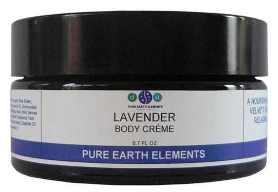 Picture of Lavender Body Cream - 6.7 oz