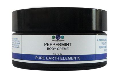 Picture of Peppermint Body Cream - 6.7 oz