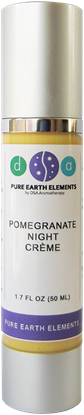 Picture of Pomegranate Night Cream - 1.7 oz